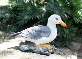 aliexpress buy 12 attractive seagull garden ornaments 2