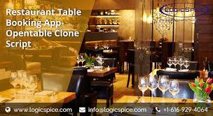 open table reservation system logicspice consultancy pvt ltd restaurant seat reservation