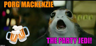 Mackenzie Meme - porg mackenzie memes imgflip