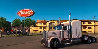 peterbilt peterbilt 379 exhd truck american truck simulator mod ats mod