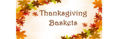 thanksgiving baskets thanksgiving baskets saints and paul catholic parish