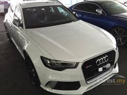 2012 audi rs6 audi rs6 2012 4 0 in kuala lumpur automatic wagon white for rm
