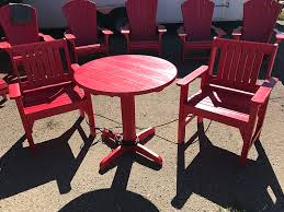 Recycled Patio Furniture Recycled Plastic Outdoor Furniture