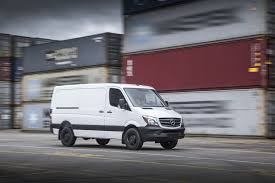 bmw sprinter van mercedes explores ways to turn its sprinter van all electric