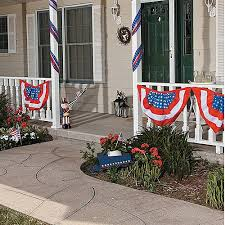 patriotic decorations memorial day 4th of july decorations party supplies