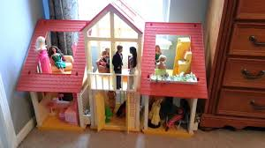 1980 S Home Decor Images by Barbie Dolls Of The Week 38 1970 U0027s Barbie Dream House And