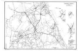 Camp Lejeune Map Onslow County Maps