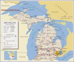 Flint Michigan Map Printable Us State Maps Free Printable Maps