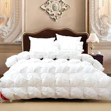 white ruffle full queen size quilt set white queen duvet cover 95 duck