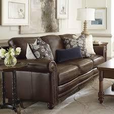 home decor brown leather sofa astonishing love this brown leather couch home decor pict for dark