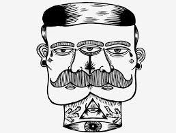 new school tattoo drawings black and white brainchild sketch tattoo best tattoo ideas gallery