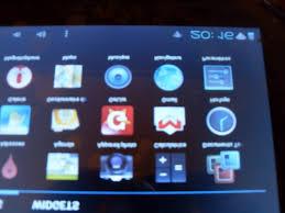 ecran bureau retourné ecran inversé sur ma tablette forum android androidpit