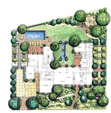 designing a floor plan best 25 landscape plans ideas on privacy landscaping