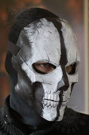 the shield ghost mask mask fiberglass mask call of duty ghosts 3 by psychopat6666