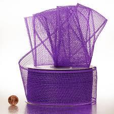 deco mesh ribbon standard 2 1 2 deco mesh ribbons