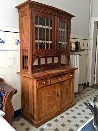 Wohnzimmerschrank Um 1920 Wunderschöner Antiker Küchen Buffetschrank Aus Kiefernholz Mit