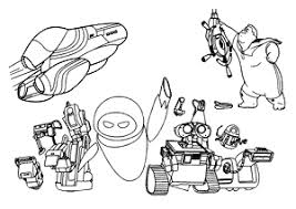 walle coloring pages disney coloring pages