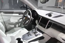 porsche suv white interior porsche macan pricing and specifications from 84 900 photos 1
