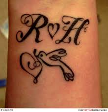 small heart tattoo designs with names pictures to pin on pinterest