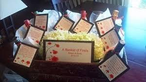 Bridal Shower Wine Basket Wine Gift Basket Of Firsts Katrina J U0027s Home