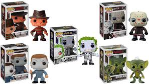 the blot says pop movies series 1 horror by funko
