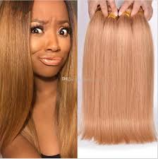 Colored Hair Extension by 2017 Honey Blonde Hair Extensions 27 Blonde Straight Hair Bundles