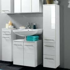 Hygena Bathroom Furniture Bathroom Cabinet White S Hygena Bathroom Tallboy Bathroom