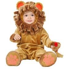 Infant Toddler Halloween Costume Lion Infant Toddler Halloween Costume