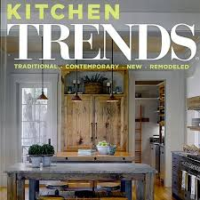 kitchen trends magazine an array of viking appliances featured in kitchen trends magazine