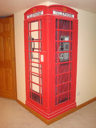 Phone Booth Bookcase British Phone Booth Mural How Cool Is That U2026 Pinteres U2026