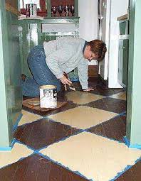 Wood Floor Paint Ideas Ideas For Painting Wood Floors House Web