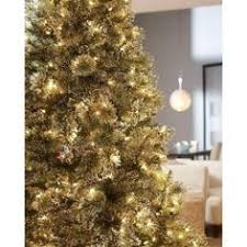 martha stewart living 7 5 ft pre lit paley pine tree