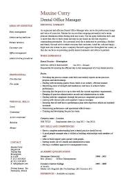 ideas about Job Resume Examples on Pinterest   Job Resume     Learn about the important role that a dental manager plays in a healthcare practice  Works Manager Resume   Sales