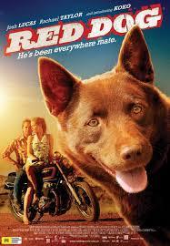 Chú Chó Đỏ Red Dog