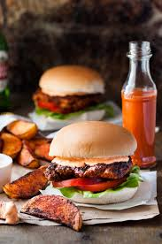 cuisine burger nando s portuguese chicken burgers food ideas magazine