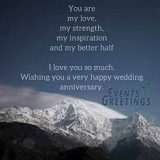 Happy Wedding Anniversary Wishes For Anniversary Wishes For Husband U2013 Events Greetings