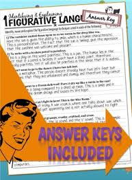 language worksheets name identify and explain method