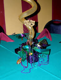 pool and mardi gras
