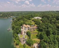 castle on smith lake u2014 cullman aerial and real estate