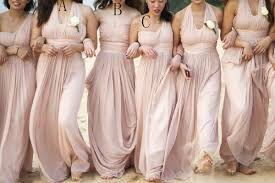 pink bridesmaid dresses top selling blush pink bridesmaid dresses simple chiffon