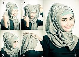 tutorial turban sederhana cara memakai jilbab sederhana jpg 700 500 pixels hijab with
