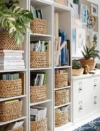 Creative Ideas For Interior Design by Best 25 Office Bookshelves Ideas On Pinterest Office Shelving