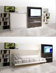 some brilliant ideas of the space saving beds for the bedroom with