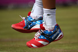 American Flag Shoes Andy Roddick Is Rocking The Coolest Shoes At The U S Open