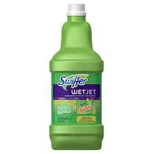 Laminate Floor Cleaner Walmart Swiffer Wetjet Multi Purpose Floor Cleaner Solution Refill Gain