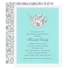 high tea invitations announcements zazzle canada