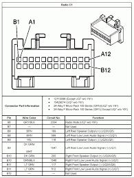 2002 chevy silverado radio wiring diagram 2002 free wiring