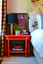 eclectic house tour colorful decor bedrooms lacquer furniture