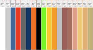 color combo color combinations a site for color nerds colour studio