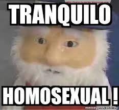 Homosexual Meme - meme personalizado tranquilo homosexual 1359418